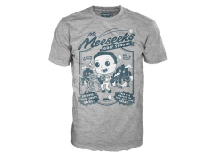 Pop! Tees: Rick and Morty - Mr. Meeseeks Golf