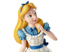 Alice In Wonderland Disney Showcase Couture de Force Alice Figurine