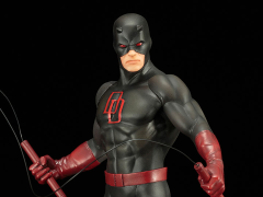 Marvel The Defenders ArtFX+ Daredevil (Black Suit) Statue