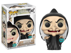 Pop! Disney: Snow White and the Seven Dwarfs - Evil Queen (Witch)