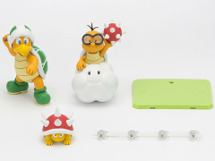 Super Mario Brothers S.H.Figuarts Play Set E