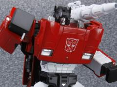 Transformers Masterpiece MP-12 Sideswipe / Lambor (2nd Production Run With Collector Coin)