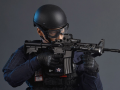 ASU Airport Security Unit (Hong Kong SAR's 20th Anniversary Commemorative Edition) 1/6 Scale Collectible Figure