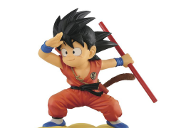 Dragon Ball Kid Goku & Nimbus Figure