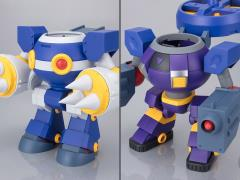 Mega Man Super Mini-Pla Ride Armor Box of 2 Model Kits