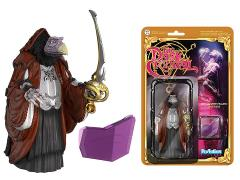 "The Dark Crystal 3.75"" ReAction Retro Action Figure - The Chamberlain Skeksis"