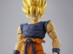 Dragon Ball Z Figure-rise MG Master Grade - Super Saiyan Goku