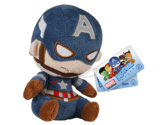 Mopeez: Marvel - Captain America
