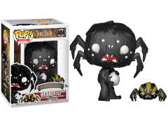 Pop! & Buddy Games: Don't Starve - Webber & Warrior Spider