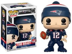 Pop! Football: Patriots - Tom Brady (Color Rush)