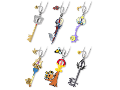 Kingdom Hearts Keyblade Collection Vol. 2 Box of 6 Keychains