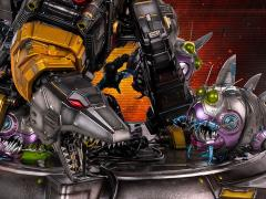 Transformers Generation 1 Grimlock Limited Edition Statue