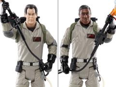 Ghostbusters 30th Anniversary Ray Stantz & Winston Zeddemore Two-Pack