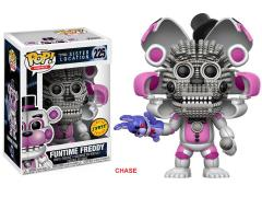 Pop! Games: Five Nights at Freddy's: Sister Location - Funtime Freddy (Chase)
