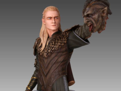 The Hobbit Legolas (The Desolation of Smaug) Collectible Mini Bust