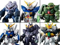 Gundam FW Gundam Converge #17 Box of 10 Exclusive Figures