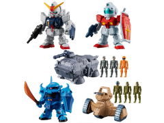 Mobile Suit Gundam Micro Wars 2 Box of 10 Figures