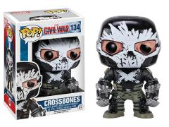 Pop! Marvel: Captain America: Civil War - Crossbones