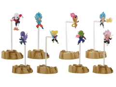 Dragon Ball Super Dragon Stars Nano Wave A Set of 4 Two-Packs