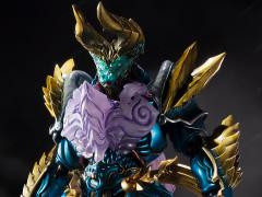 Monster Hunter S.H.Figuarts Tamashii MIX Evil God Awakening Zinogre
