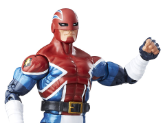 Marvel Legends Engergized Emissaries Captain Britain (Abomination BAF)