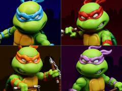 TMNT Hybrid Metal Figuration Set of 4 Mini-Figures
