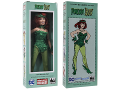 "DC World's Greatest Heroes Poison Ivy Mego Style Boxed 8"" Figure"