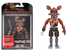 Five Nights at Freddy's Articulated Figure Series 02 - Nightmare Foxy