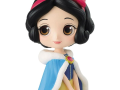 Snow White Q Posket Petit Snow White (Winter Costume)