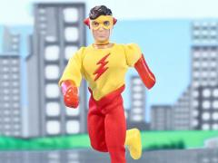 "Teen Titans World's Greatest Heroes Series 1 Kid Flash 7"" Retro Figure"