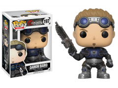Pop! Games: Gears of War - Damon Baird