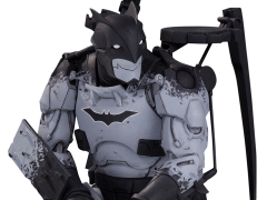 Batman Black And White Statue (Kim Jung Gi)