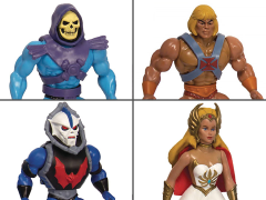 Masters of the Universe Vintage Wave 1 Set of 4