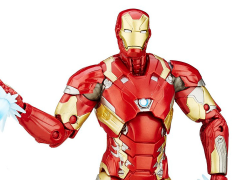 Captain America: Civil War Marvel Legends Iron Man Mark 46 (Giant Man BAF)