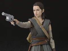 Star Wars S.H.Figuarts Rey (The Last Jedi)