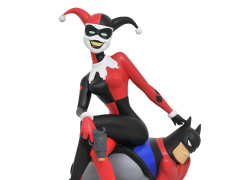 Batman: The Animated Series Deluxe Harley Quinn Gallery Statue (25th Anniversary)