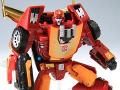 Transformers: Classics C-05 Hot Rodimus