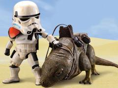 Star Wars Egg Attack Action EAA-014S Dewback With Imperial Sandtrooper (A New Hope)
