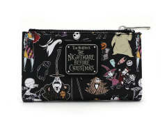 The Nightmare Before Christmas Character Bi-Fold Wallet