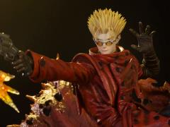 Trigun Elite Exclusive Vash (20th Anniversary ) 1/4 Scale Statue