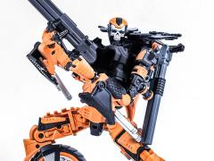 The Unrustables MM01 Burley/Iride Mech Bike