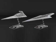 Star Wars Star Destroyer & Super Star Destroyer Model Kit Two-Pack