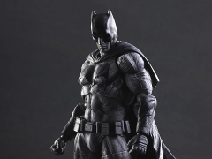 Batman v Superman Play Arts Kai Batman (Black & White) SDCC 2016 Exclusive