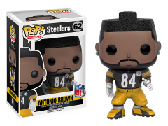Pop! NFL: Wave 3 - Antonio Brown