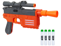 Star Wars Han Solo (Solo: A Star Wars Story) NERF Blaster