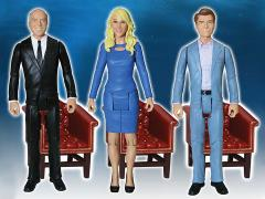 "Shark Tank 3.75"" Action Figure Three Pack #2 Exclusive"