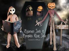 Jack The Pumpkin King & Pajama Jack Coffin 2000 Box Set