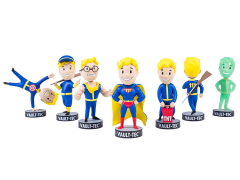Fallout 4 Vault Boy 111 Bobblehead Series 4 Set of 7