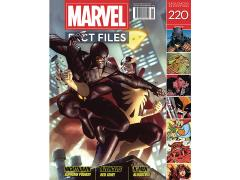 Marvel Fact Files #220