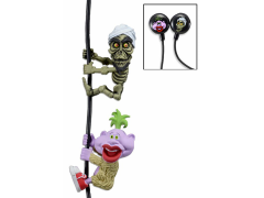 Jeff Dunham Scaler Earbuds Achmed & Peanut